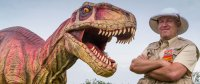 come along and meet the Baby T-REX dinosaur