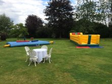 Bouncing Castle Hire Reading